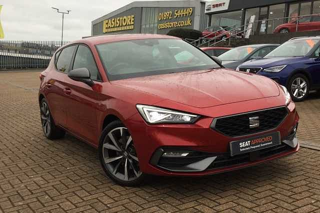 SEAT Leon 5dr 1.5 eTSI (150ps) EVO FR First Edition DSG